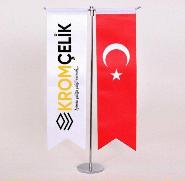 پرچم رومیزی مدل T