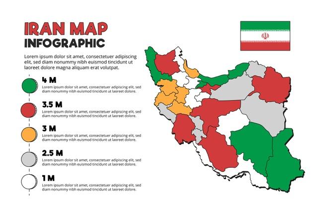 اطلاعات پرچم ایران